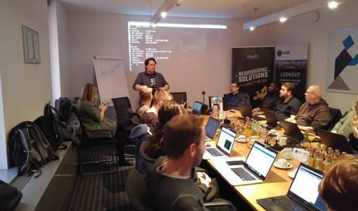 Workshop IQ@SIBB: DOCKER 101 in Berlin – summary