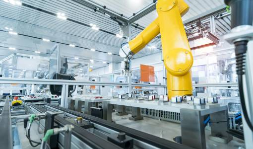 A comprehensive project for the industry 4.0